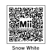 QR Code for Snow White by Gina
