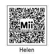 QR Code for Helen Seinfeld by Francos