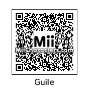 QR Code for Guile by The Ben