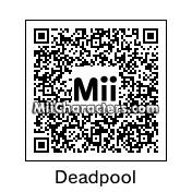 QR Code for Deadpool by Topher