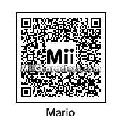 QR Code for Mario by Topher