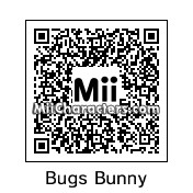 QR Code for Bugs Bunny by kool aid