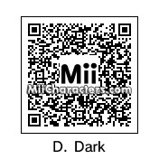 QR Code for Doctrine Dark by Eben Frostey