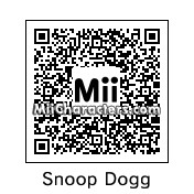 QR Code for Snoop Dogg by Alien803