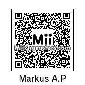 "QR Code for Markus Alexej Persson ""Notch"" by J1N2G"