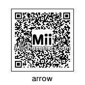 QR Code for Green Arrow by isur
