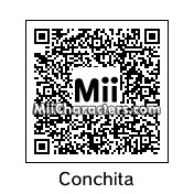 QR Code for Conchita Wurst by JuanMO