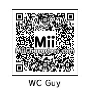 QR Code for Wheelchair Guy by ThroatyDuck