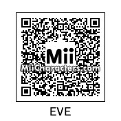 QR Code for EVE by B1LL