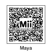 QR Code for Maya Fey by Ai Priestess