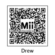 QR Code for Drew Carey by Luv321