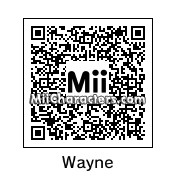 QR Code for Wayne Brady by Azul