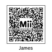 QR Code for James by VeronicaIsabel