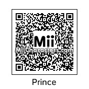 QR Code for Prince by Joshii