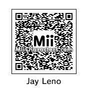 QR Code for Jay Leno by Fabio