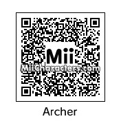QR Code for Archer by Eskay64
