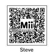 QR Code for Steve Harvey by kettlecorn