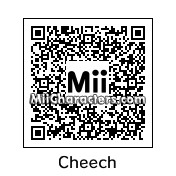 QR Code for Cheech Marin by Tocci