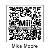 QR Code for Michael Moore by celery
