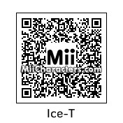 QR Code for Ice-T by Punkish
