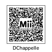 QR Code for Dave Chappelle by Bora