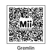QR Code for Gremlin by BobbyBobby