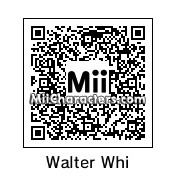 QR Code for Walter White by rainer