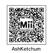 QR Code for Ash Ketchum by SoopaKoopa