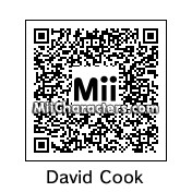 QR Code for David Cook by Frosty
