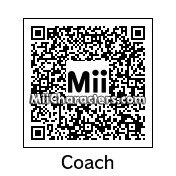 QR Code for Coach by Brunosky Inc
