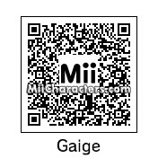 QR Code for Gaige by Brunosky Inc