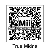 QR Code for True Midna by Zalan