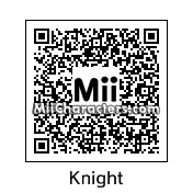 QR Code for Knight by Foot Bananas