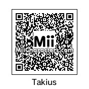 QR Code for Takius by Register