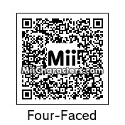QR Code for Four-Faced by Bobby64