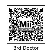 QR Code for The Third Doctor by 12thDoctor