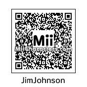 QR Code for Jimmie Johnson by Hedgie