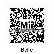 QR Code for Belle by AmandaLyn11
