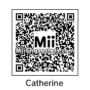 QR Code for Catherine by JDEzekude