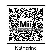 QR Code for Katherine McBride by JDEzekude