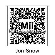 QR Code for Jon Snow by snootles5