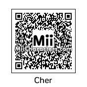 QR Code for Cher by betty