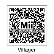 QR Code for Villlager by GkKreepified