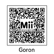 QR Code for Goron by Golden