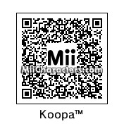QR Code for Koopa by AlexRodrigFR