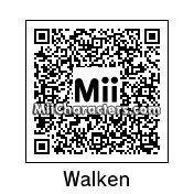 QR Code for Christopher Walken by Techno Tater