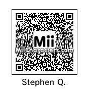 QR Code for Stephen Quire by MickJamesFromY