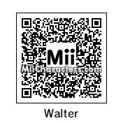 QR Code for Walter by Lil Devil