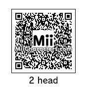 QR Code for Two Head by tigrana