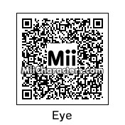 QR Code for Eye by Zombii